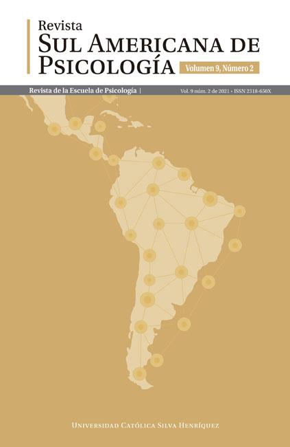 Revista Sul Americana de Piscología
