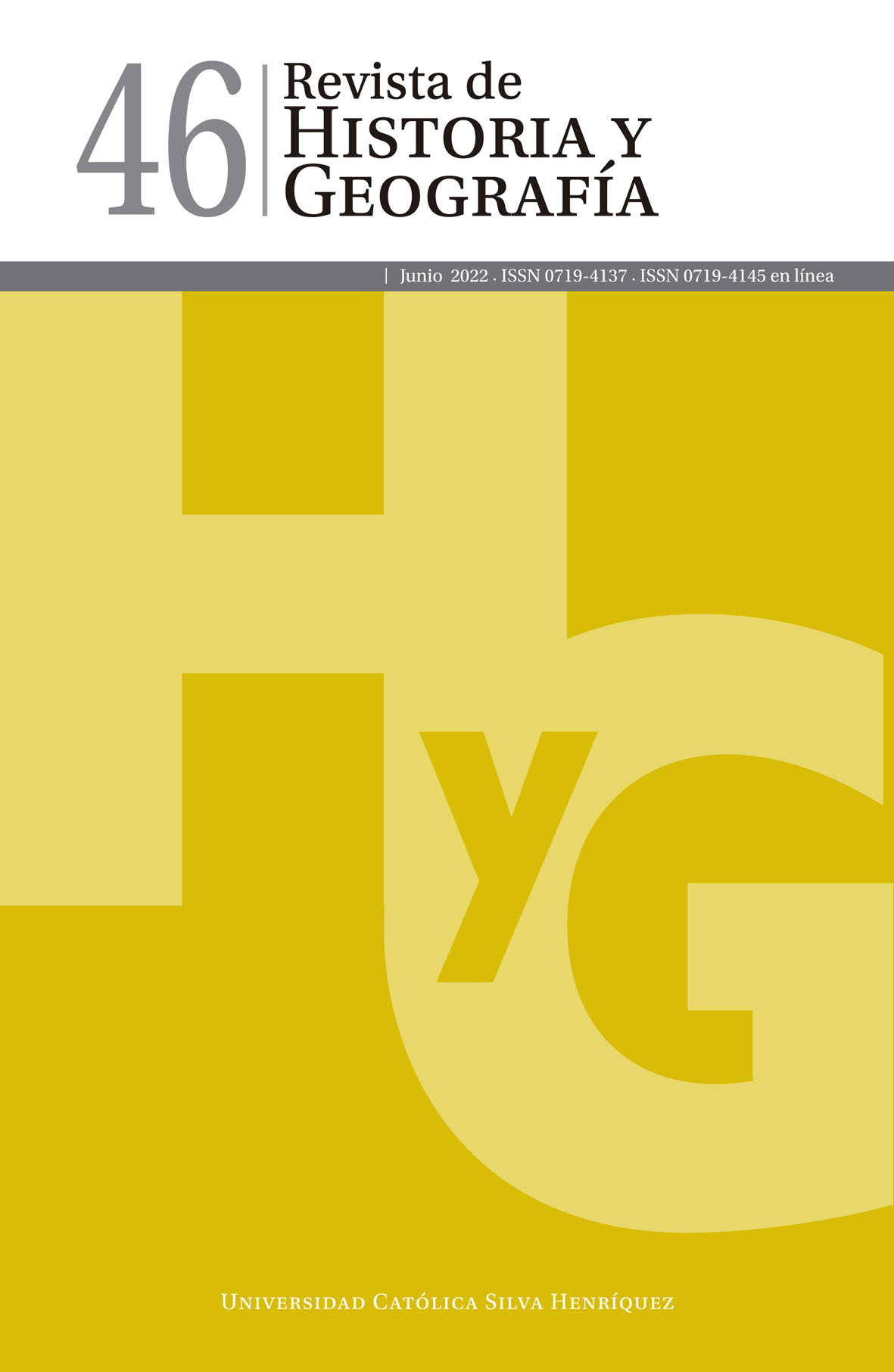 Revista de Historia y Geografía